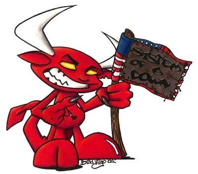 Le logo de la team Diable%202